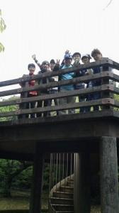 立田山ハイキング